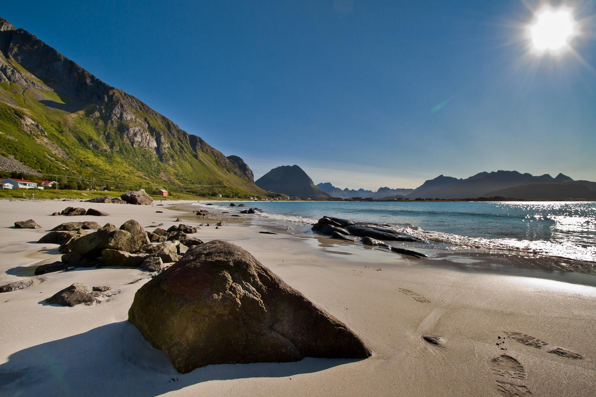Otocje Lofoten, Norveska (Lofoten Islands, Norway)