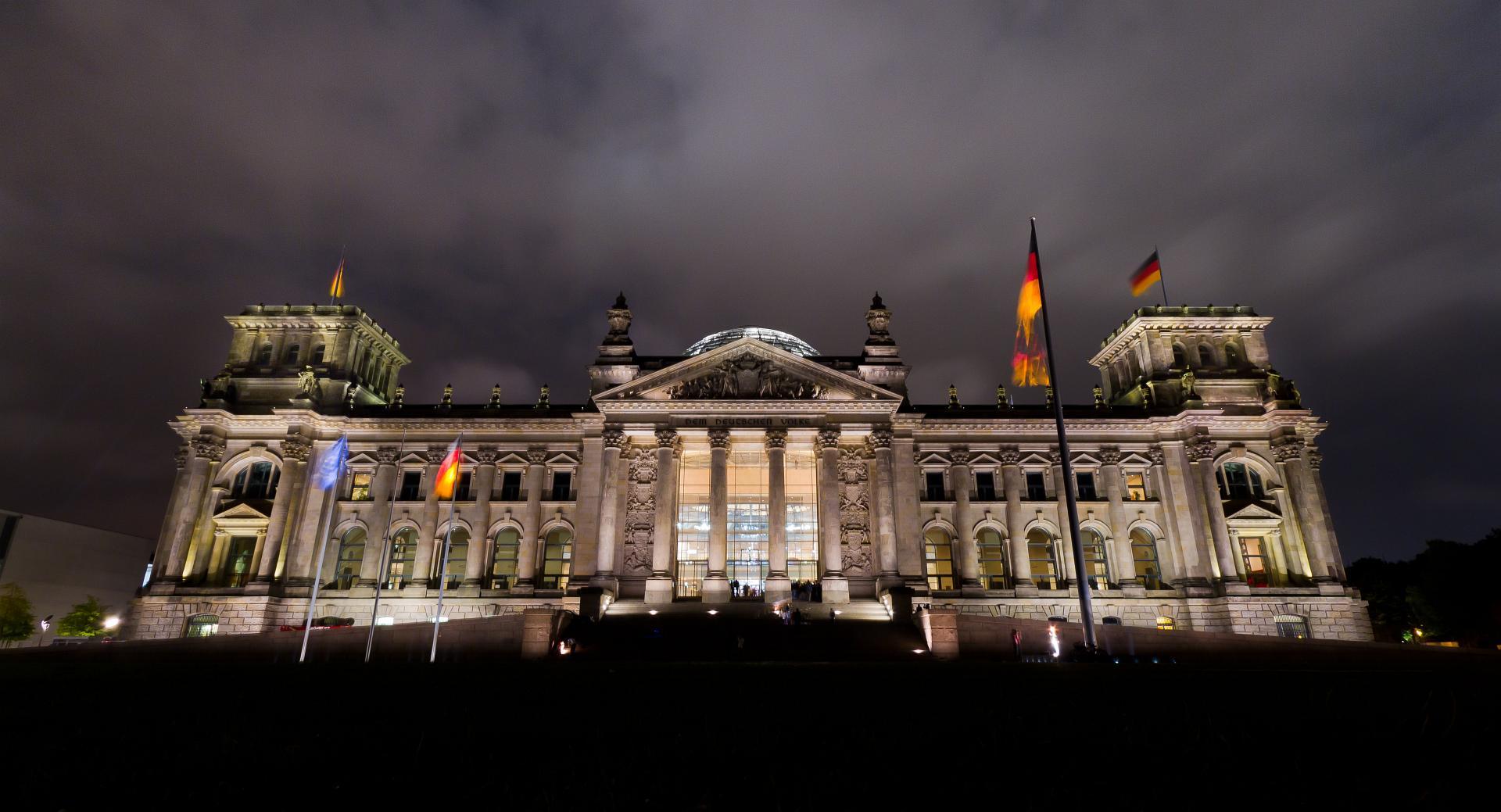 Reichstag, Berlin, Njemacka (Reichstag, Berlin, Germany)