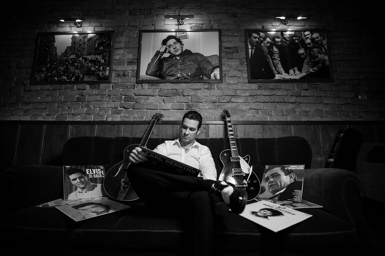 Fotografiranje za intervju - Srđan Basarić